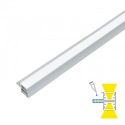 LED-SEAM LUX aluminium