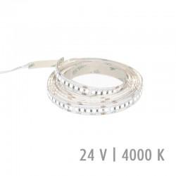 LED-RIBBON 8mm, 24 V, 4000K