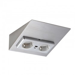 LIMENTE MINI-2C USB corner socket