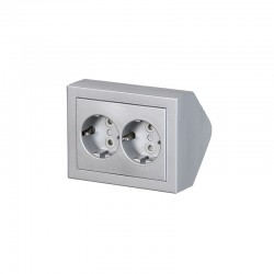 Corner socket