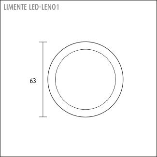 LED-LENO 1, 2x 4,2 W, ***