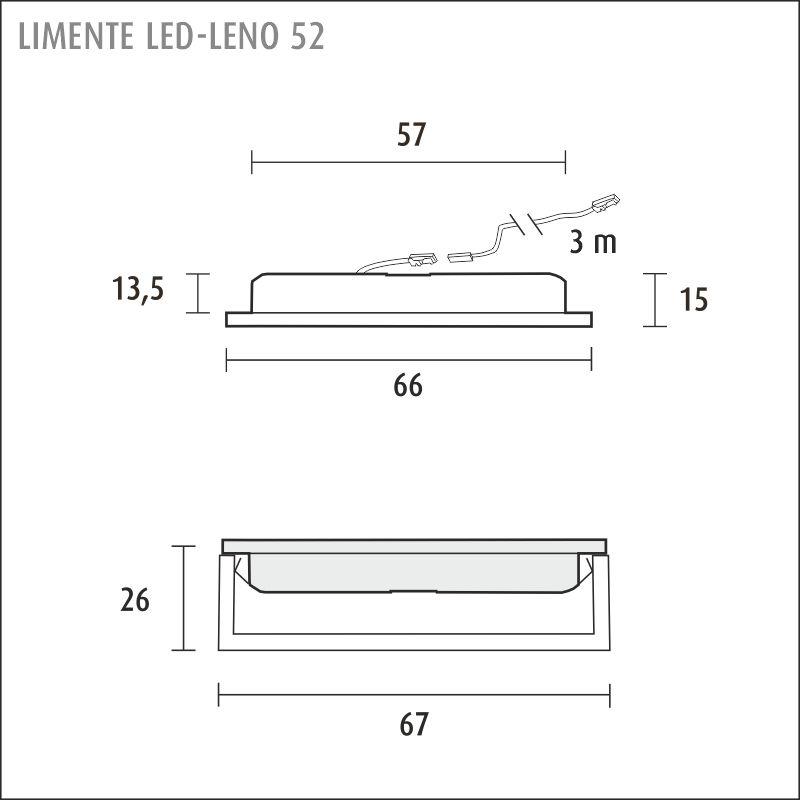 LIMENTE LED-LENO 51
