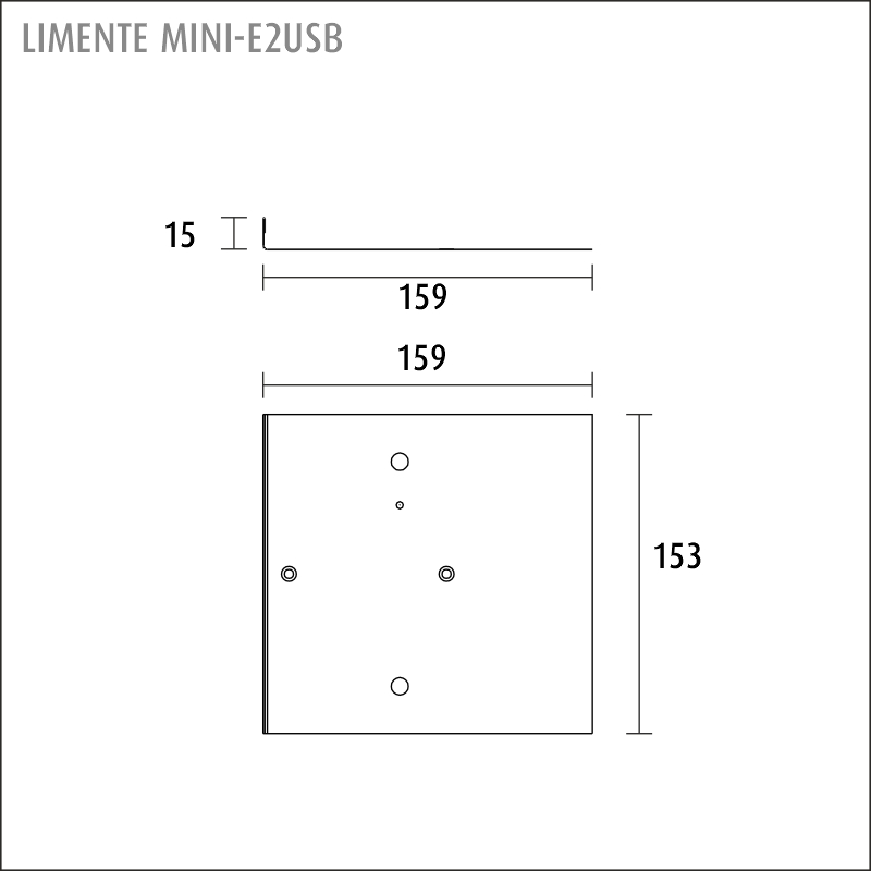Limente protective plate for socket