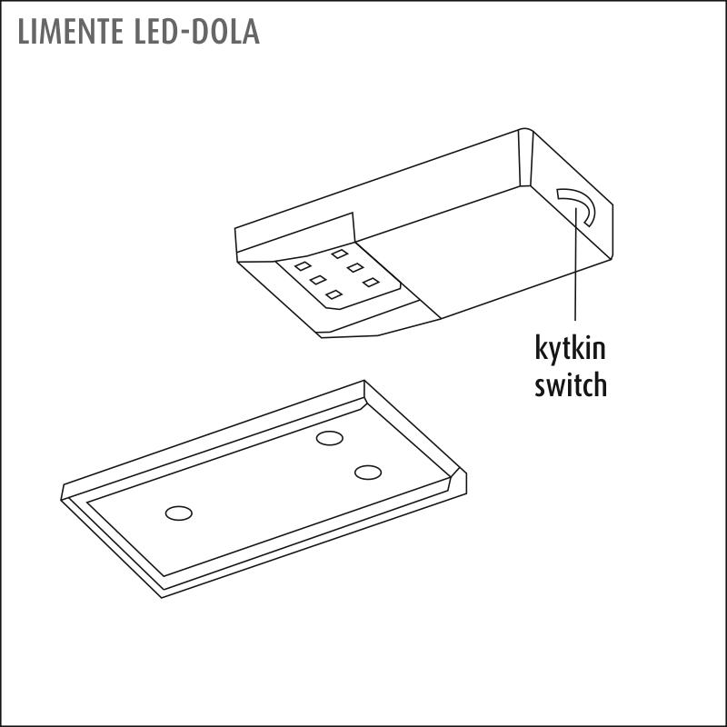 LIMENTE LED-DOLA