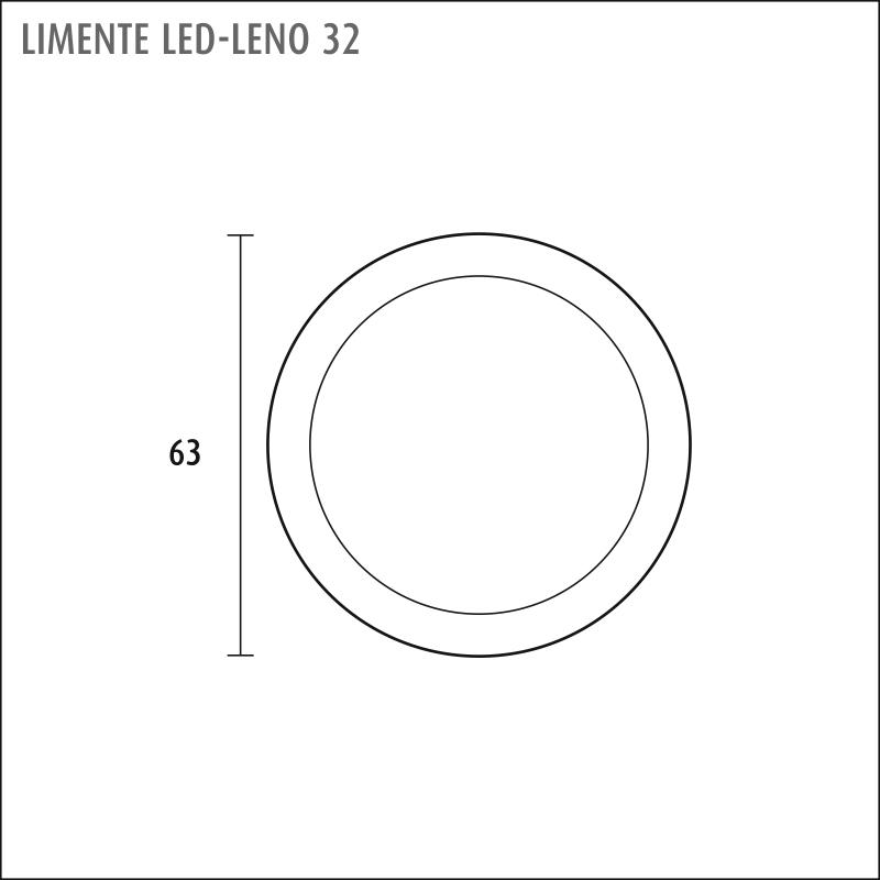 LIMENTE LED-LENO 32