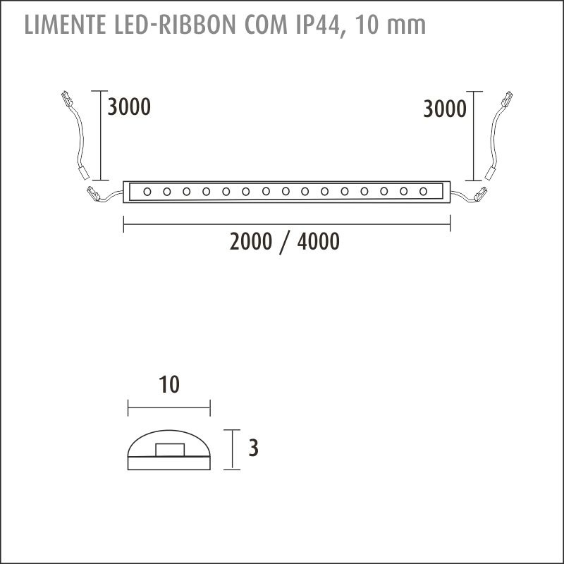 LIMENTE LED-RIBBON