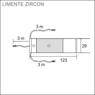 PROFIILI LED-ZIRCON