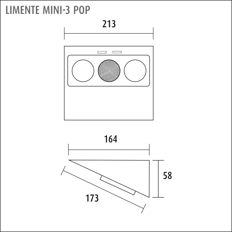 LIMENTE MINI-3 POP