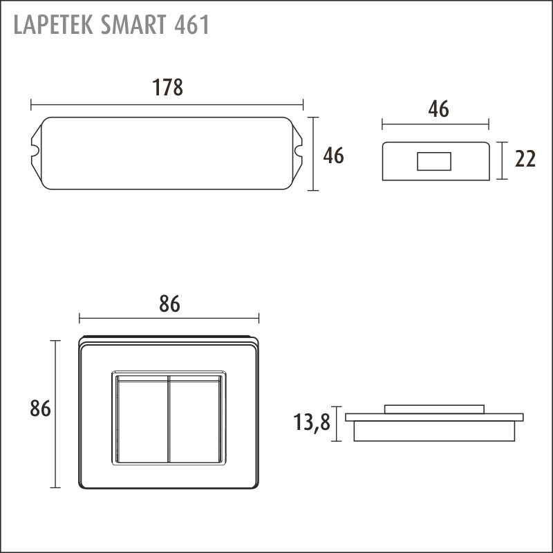 LIMENTE SMART 400 CCT