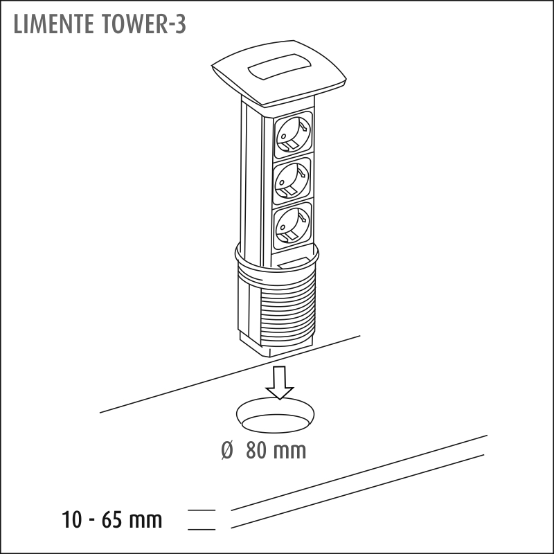 LIMENTE TOWER-3