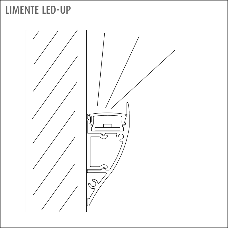 LED-UP LUX black