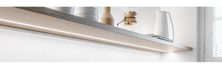 Profiles and led-strips