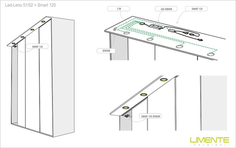 Led-Leno + Smart