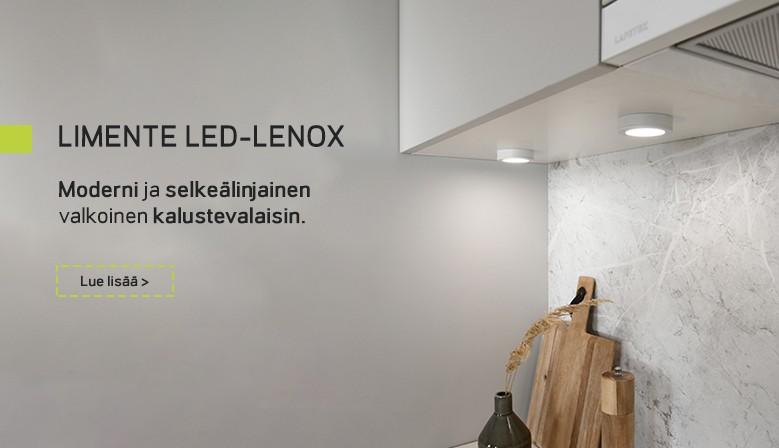 Limente Led-Lenox kalustevalaisin
