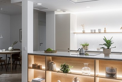 3 easy ways to create indirect lighting in the kitchen